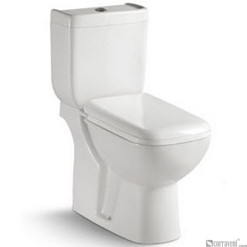ZT121 ceramic washdown two-piece toilet