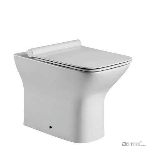 MT224 ceramic back-to-wall toilet pan
