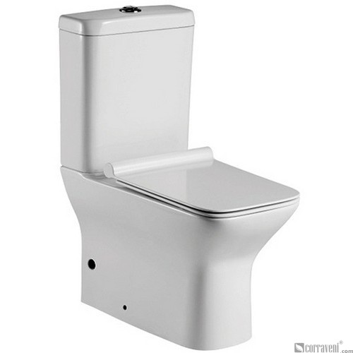 MT221 ceramic washdown two-piece toilet