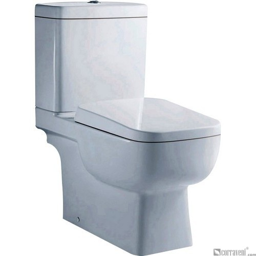 NR221 ceramic washdown two-piece toilet