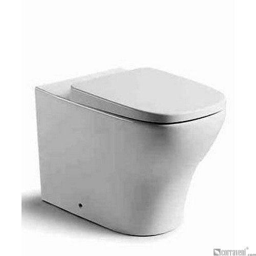 ME324 ceramic back-to-wall toilet pan