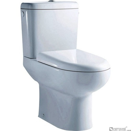 NR721 ceramic washdown two-piece toilet