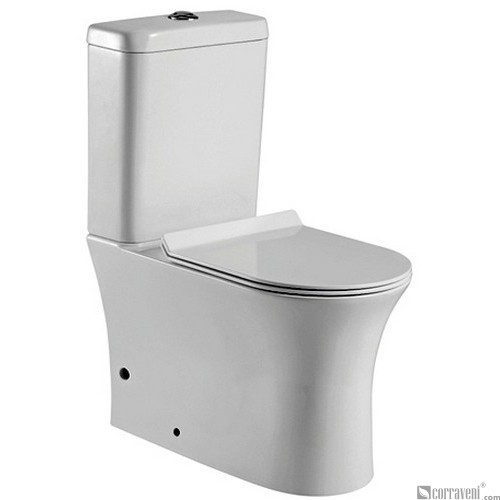 MT121 ceramic washdown two-piece toilet
