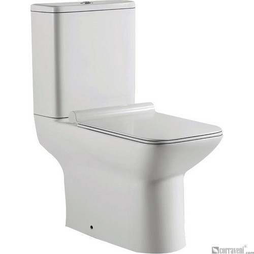 NR2221 ceramic washdown two-piece toilet