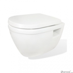 NR525 ceramic wall-hung toilet