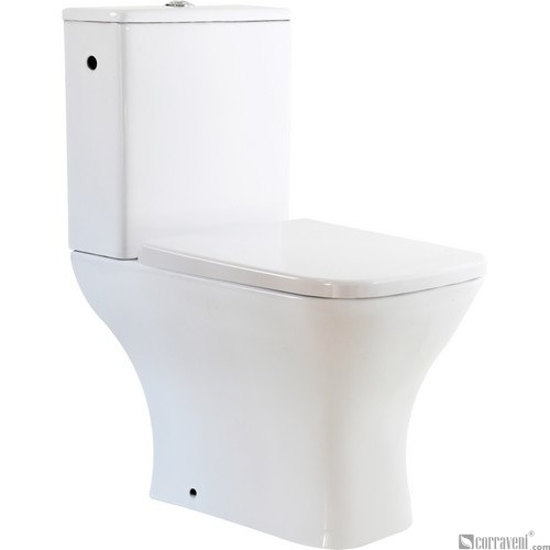 NR3121 ceramic washdown two-piece toilet