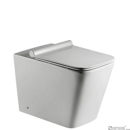 ME224 ceramic back-to-wall toilet pan