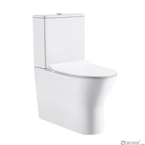 NR2121B ceramic washdown two-piece toilet