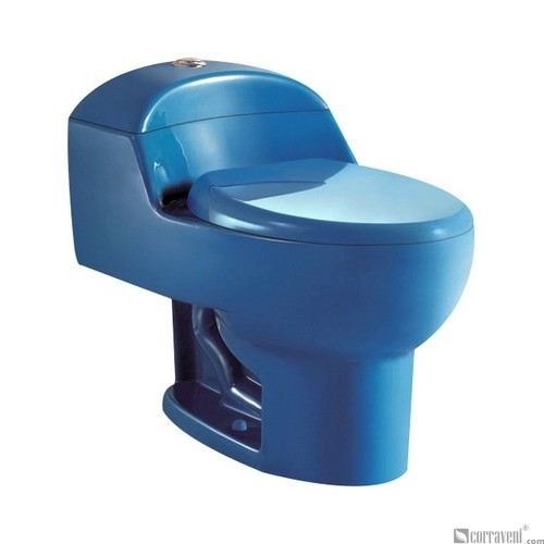 SH111-Sapphire ceramic siphonic one-piece toilet