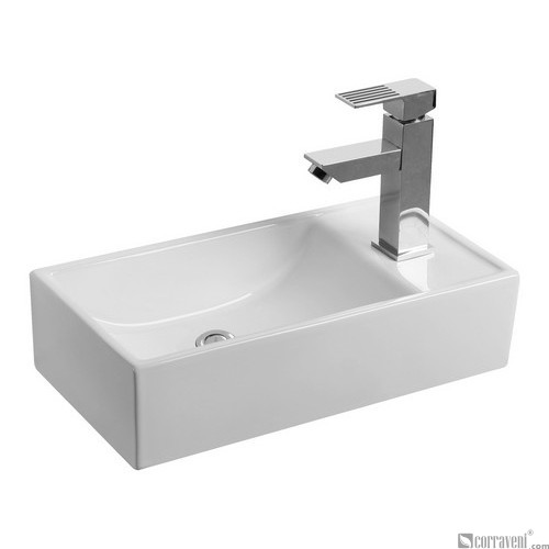 51968L ceramic countertop basin