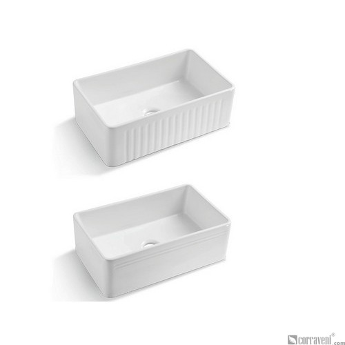 70104 ceramic kitchen sink