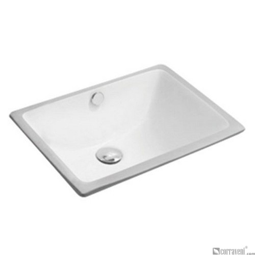 62213 under counter ceramic basin