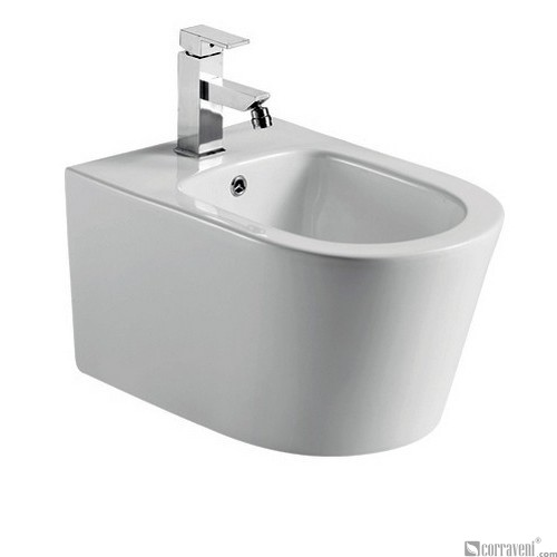 ME132 ceramic wall-hung bidet